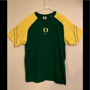 Oregon Ducks Embroidered O Nike T-Shirt